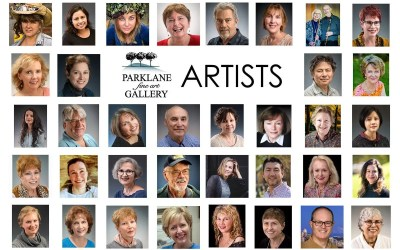 Parklane Gallery Artists Ring in the New Year