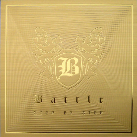 battle - step by step album cover