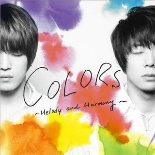 Kim Jaejoong (Hero) & Park Yoochun (Micky) - Colors Melody & Harmony