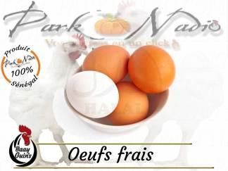Oeufs Frais - Livraison a domicile Dakar