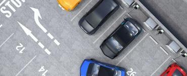 Smart parking spaces