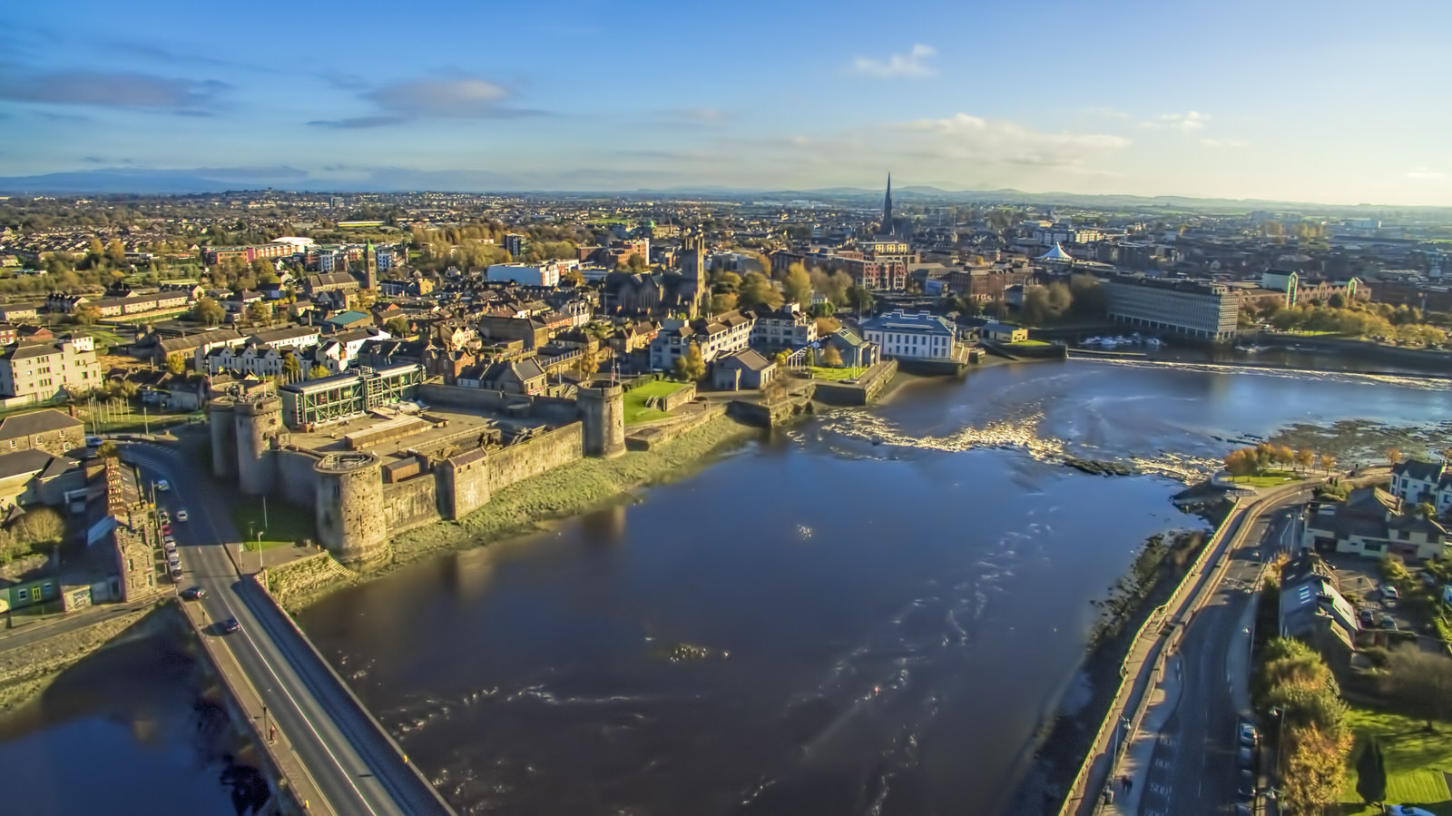 Discover Limerick City | uselesspenguin.co.uk