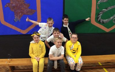 5T Go Spotty For Children in Need!