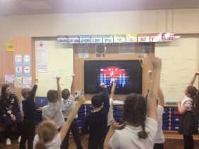 Turning the Heat Up in Year 5!