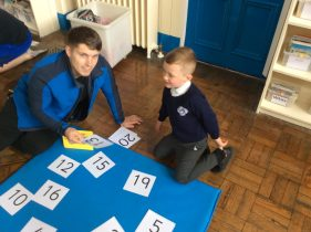 Marvellous Maths Morning!