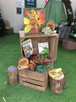 EYFS Outdoor Learning