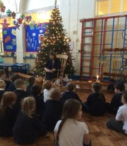 Year 2's Special Advent Assembly