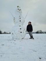 More snow fun!