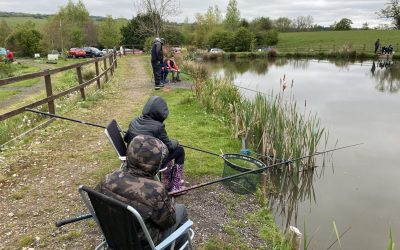 New Team at the Fisheries/Last Week Catch Up