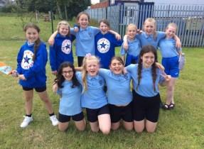 Year 6 Girls Cricket 🏏
