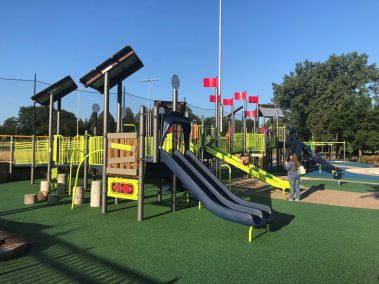 Oak Brook Sandlot Little Tikes Playground Parkreation