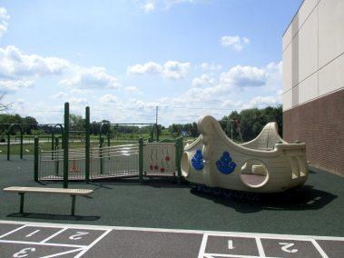 Cooks Corner Elementary Little Tikes Playground