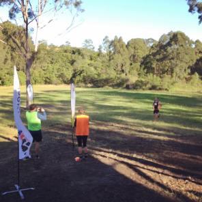 Sprint finish- Blue Gum Hills (40)