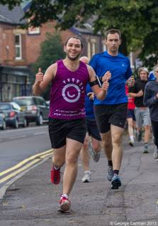 Running my charity's home course - Sheffield Hallam (16)