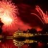 Disney Parks After Dark: Fireworks Above Liberty Square at Magic Kingdom Park