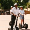 The 'Keep Moving Forward' Epcot Segway Tour