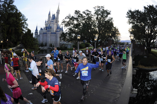 The 20th Anniversary Walt Disney World Marathon Is Sold Out