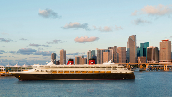 Explore Miami and South Florida with Disney Cruise Line