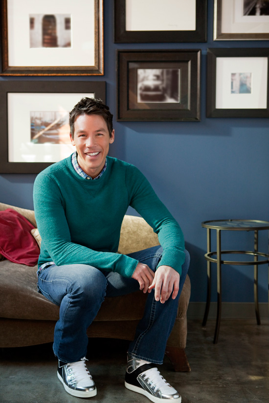David Bromstad, HGTV Design Star, ColorSplash, and Design Star All-Stars, Will be at This Year's Epcot International Flower and Garden Festival