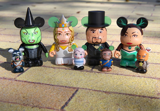 'Oz The Great and Powerful' Vinylmation Coming to Disney Parks