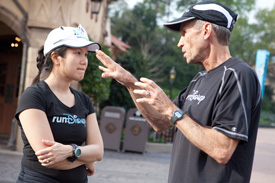 RunDisney's Official Training Consultant Jeff Galloway