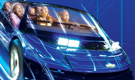 The Re-Imagined Test Track Presented by Chevrolet at Epcot