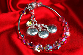 Gorgeous Bracelet as Part of 'A Wish Come True' Valentine Experience
