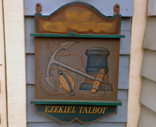 Finish That Disney Parks Sign: Fowler's Harbor at Disneyland Park