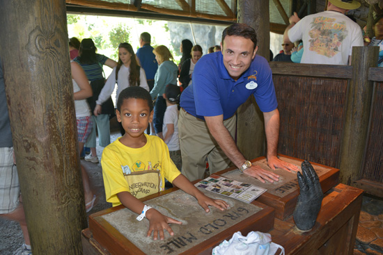 Central Florida Kids Experience Natural 'Magic' During Special Spring Camp at Walt Disney World Resort