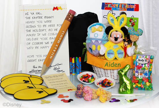 "Create a Little ""Eggstra"" Easter Magic at Walt Disney World Resort with Mickey's Grand Easter Surprise 2013"