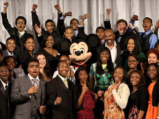Disney Dreamers Academy Class of 2013 Graduation
