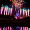 Wishes Nighttime Spectacular at Magic Kingdom Park