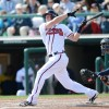 Young Braves, Such as Tyler Pasternicky, Made the Most of Their Opportunity With the Major League Club