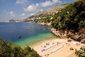 Explore Sveti Jakov Beach on Croatia's Dalmatian Coast with Disney Cruise Line