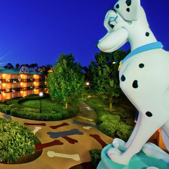 Caption This: Dalmatian Dreams at Disney's All-Star Movies Resort