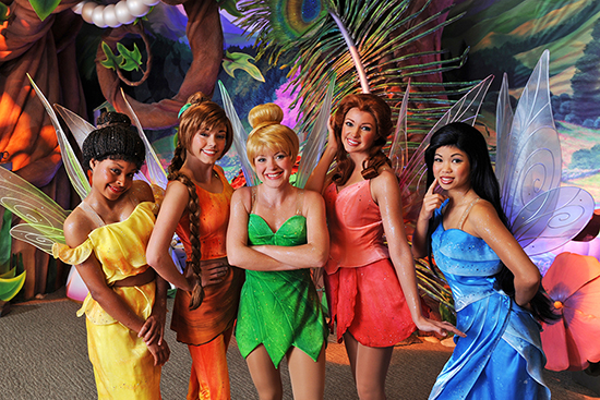 'Limited Time Magic' Continues with Disney Fairies Week