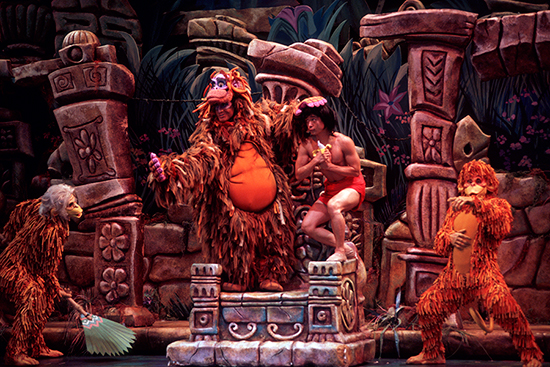 Theater in the Wild at Disney's Animal Kingdom Brought 'The Jungle Book' to Life with Journey into Jungle Book at Walt Disney World Resort