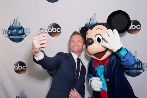 Neil Patrick Harris, Mickey Mouse