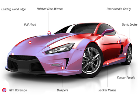 3m Scotchgard Paint Protection Film Parkside Detail And Accessories