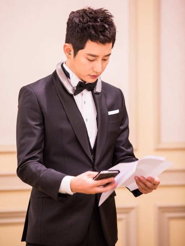 Park Sihoo ready to wish upon a star?