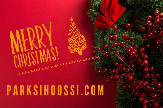 Park Sihoo bells ringing in christmas