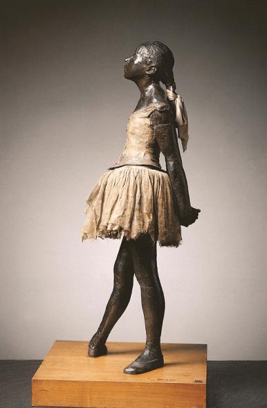 La Petite Danseuse De Degas : petite, danseuse, degas, Petite, Danseuse, Degas, Réalisme, Réalité, Parkstone
