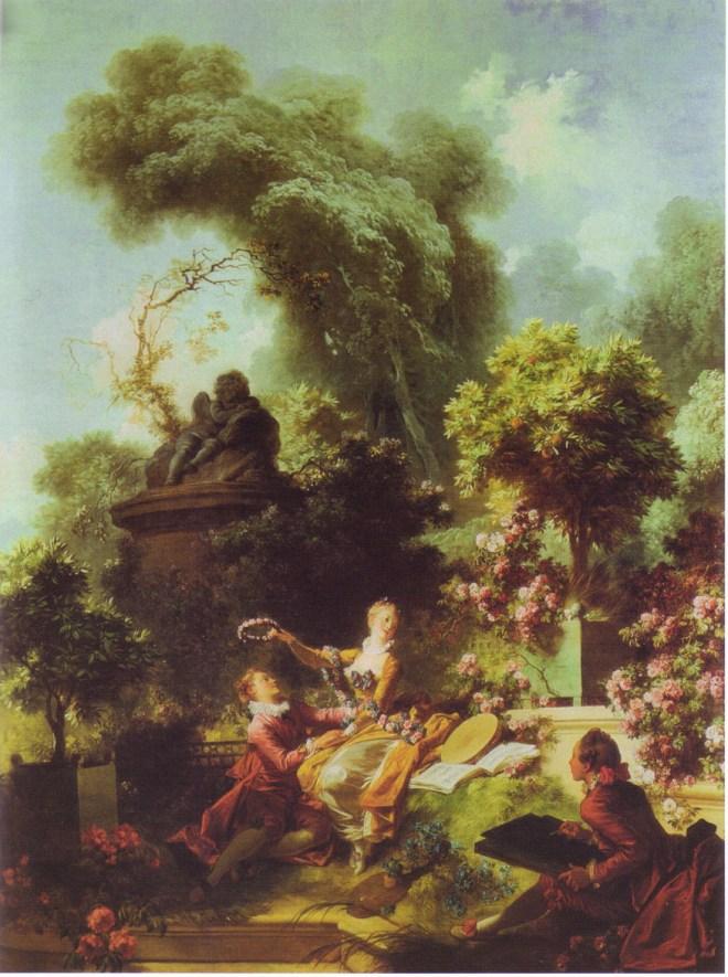 Fragonard Libertinage Et Erotisme Au Xviiie Siecle Parkstone Art