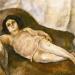 Pascin, Le Modèle à la chemise rose, 1925. Huile sur toile, 73 x 92 cm. Collection privée.
