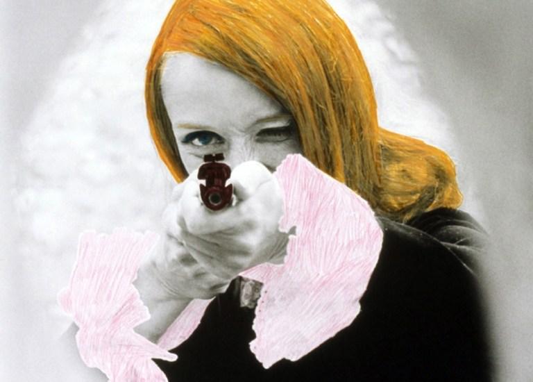 Niki de Saint Phalle looks a little bit like...
