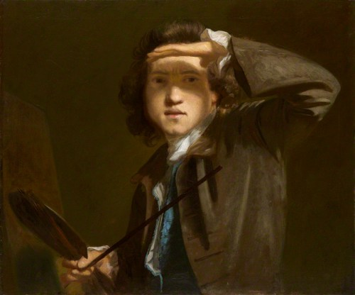 NPG 41; Sir Joshua Reynolds by Sir Joshua Reynolds