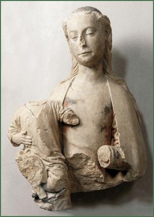 母亲和孩子 c.1475–90 温彻斯特大教堂 Photo © Dr John Crook