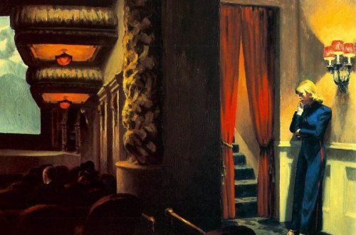 Edward Hopper, New York Movie, 1939. Huile sur toile, 81,9 x 101,9 cm. The Metropolitan Museum of Art, New York.