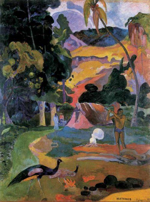 Paul Gauguin 12
