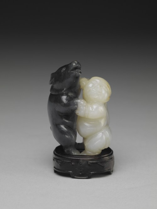 jade boy and bear